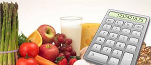 Étel előállítás kalkulátor
